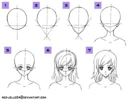 How to Draw Head Tutorial by red-jello04
