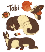 Fumi Dragon Contest Entry: Tobi by vaegrant