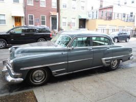 1954 Chrysler New Yorker Deluxe by Brooklyn47