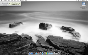MacOSX 10.6.6 SS2 by theumad