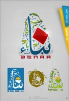 BENAA logo by Eng-Sam