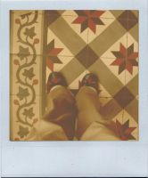pieds. by moumine-polaroid