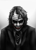 Scars of a Madman- Colored by Charolett