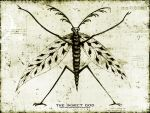 Edward Gorey Insect God by InsectGod
