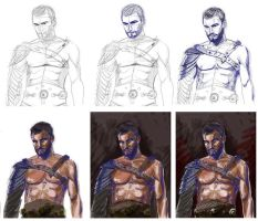 Spartacus Process by new-hearts