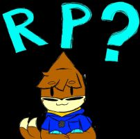 RP with Pond by Buizelfreak