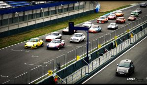 FIA Historic Endurance [RACE START] - JEREZ '13 by UzuRacing