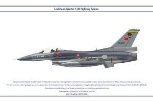 F-16 Turkey 142 Filo by WS-Clave