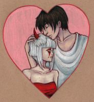Loves Knows No Bounds by kiero
