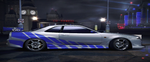 NFSC: Brian's 2F2F Skyline Side by CarlostheBat36