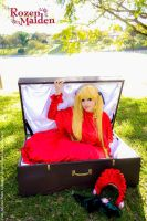 Shinku wake up by Angel--Arwen
