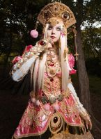 Trinity Blood Name Mirka Fortuna- cosplay by Teicosplayer