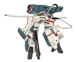 Macross Gerwalk by witchking08