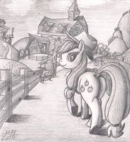 Welcome to Sweet Apple Acres by Graboiidz