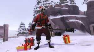 Pyro is Coming to Town... by JackAxeWell