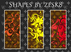 Shapes Pack - zesk8 by zesk8
