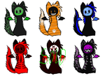 mask cat adopts .:OPEN:. by adopts-adopts