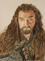 Thorin Oakenshield by Pinkie006