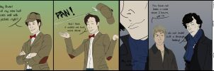 Happy B-Day With Wholock XD by Chouly-only
