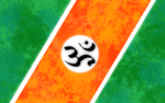 Kashmiri Empire (Flag) by UlfStubbe