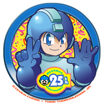 Happy Birthday, Mega Man! (Ver 2) by stevenchase