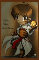 ::AC: Chibi Altair is dangerous:: by Lanzio