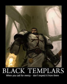 Black Templars by SpAdezz