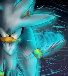 Silver the Hedgehog by FuturisticHedgie