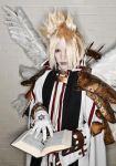 Cain Nightroad - Trinity Blood by HBICosplay