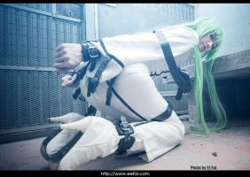 Code Geass CC Cosplay 31 by eefai