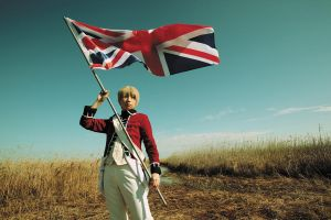 Hetalia Independence American Revolution 7 by azuooooo