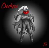 Gijinka - Darkrai by Tailef