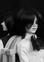 Never Turn Your Back by nineveh-resin-family