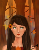 Autumn by Karehn