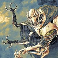 General grievous by pin-up-corner-shop