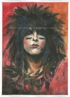 Nikki Sixx by NateMichaels