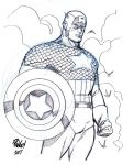 CAPTAIN AMERICA by Wieringo