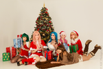 Cosplay Christmas by AngelsArcher