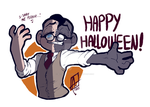 TF2 - Second opinion: HALLOWEEN - by BloodyArchimedes
