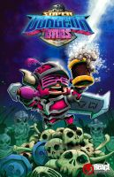 Super Dungeon Bros by AaronHoustonArt