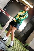 Chie - Everyday Sunshine by stormyprince