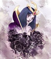 Leblanc - Black Rose by MadThaigy