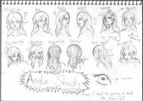 Face Angle Study by psycobabble402