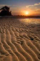 Lines in the Sand by hilmanfajar