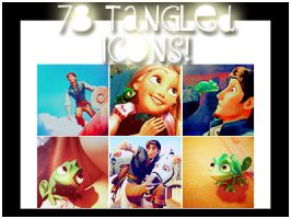 78 Tangled icons by kg1507