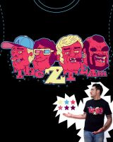 the z team tee by neilakoga
