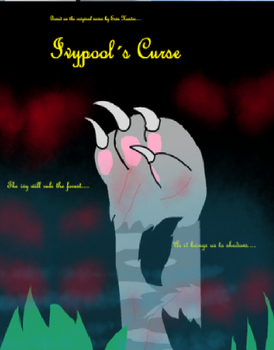 Ivypool Curse Cover by Ask-foxleapreal