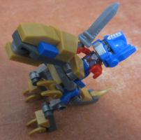 KRE-O A8603 Dinobot Ride (AOE) by aim11