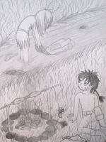 DxG - Rare but peaceful moment by MangaX3me