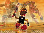 Bionicle: Respect Your Elders (Toy Version) by tulf42